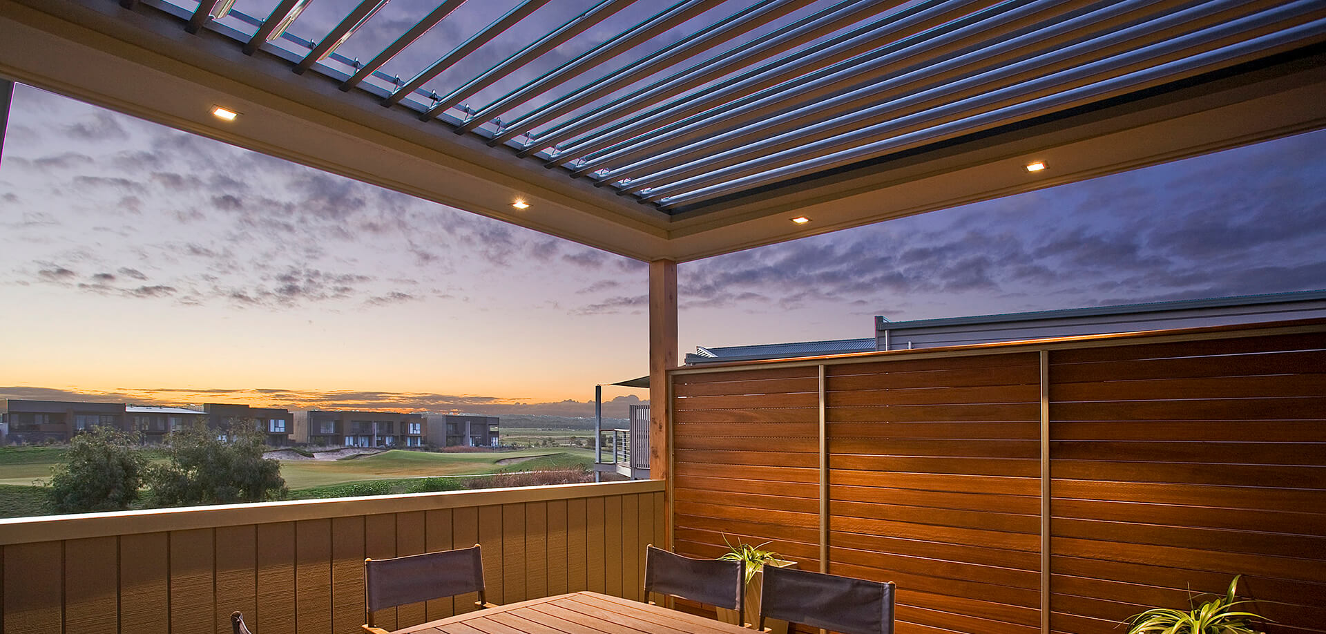 Adjustable Louvre roof systems Melbourne